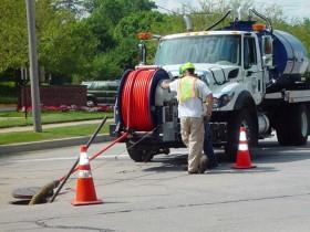松岗街道市政管道疏通清洁
