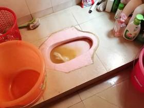 沙井马安山通厕所
