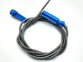 手摇式管道疏通器的使用方法