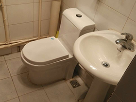 深圳沙井疏通厕所-共和社区