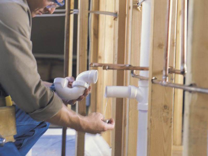 给排水管道安装维修