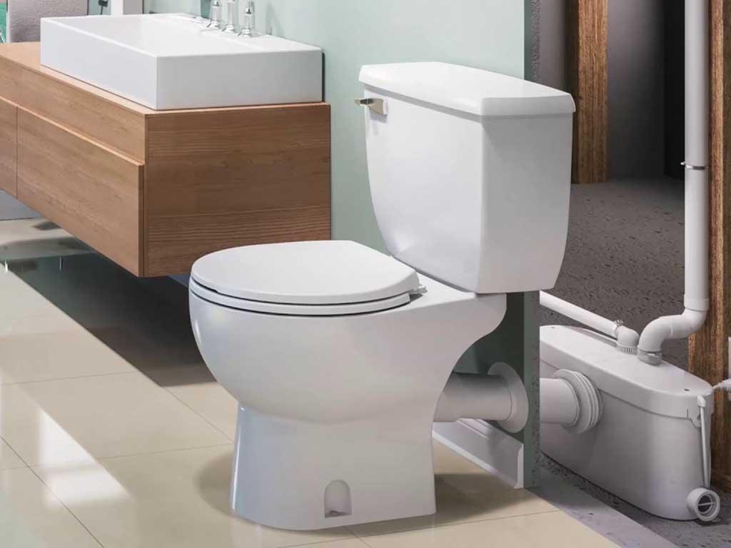 马桶简易污水处理装置安装