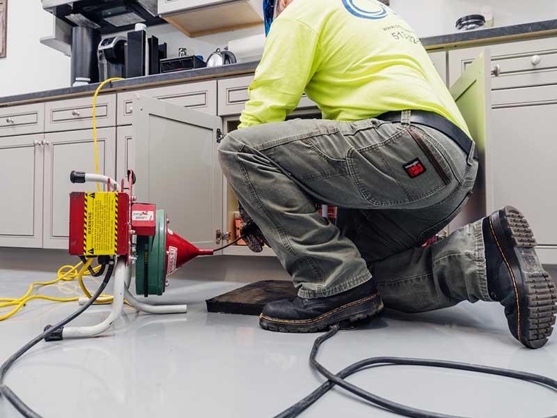 管道疏通清洗行业标准