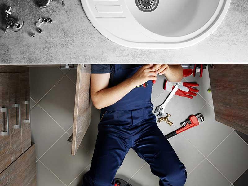 洗手盆堵塞疏通